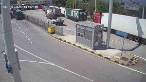 Уеб камери от ГКПП Кулата - Промахон следете трафика на живо