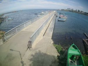 Уеб камера от Ахтопол - следете времето на живо от пристанището