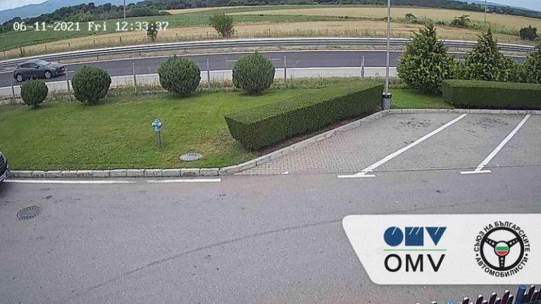 Уеб камера от автомагистрала Марица - километър 97, ОМВ Момково