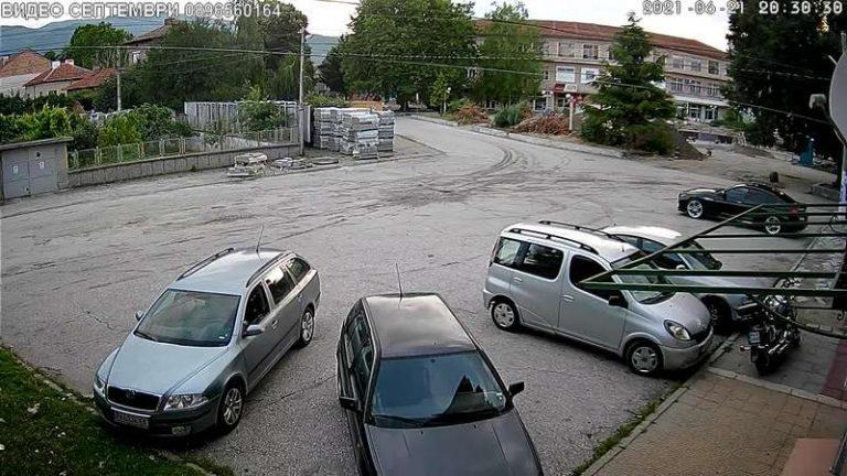 Уеб камера от град Септември - следете времето на живо