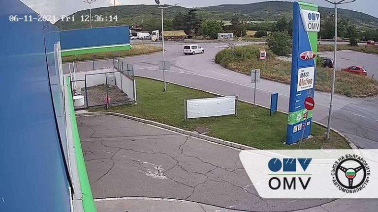 Уеб камера от Петолъчката - важен пътен възел в Източна България