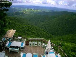 Уеб камера от Узана, Централен Балкан - панорама от х-л Балканци